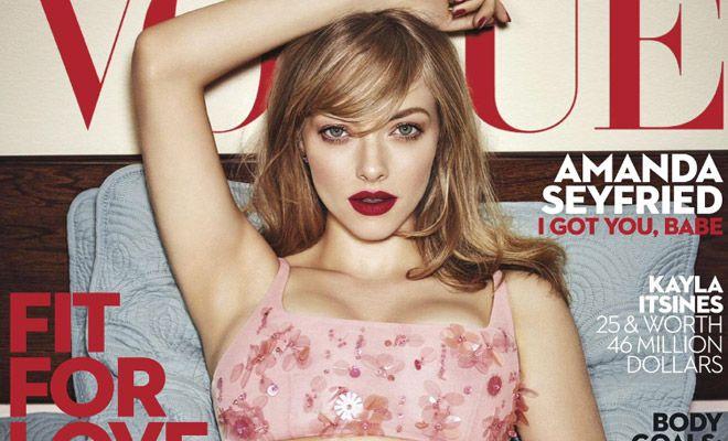 Amanda Seyfried is the Cover Star of Vogue Australia February 2017 Issue:http://www.designscene.net/2017/01/amanda-seyfried-vogue-australia.html