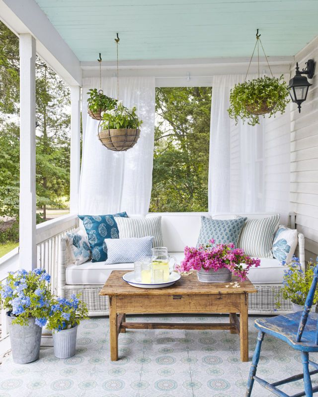 21 ways to revive the lost art of porching - Porch Decor