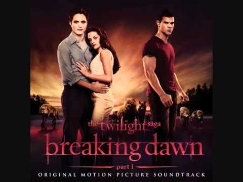 11. Breaking Dawn Soundtrack - Flightless Bird, American Mouth (Wedding Version) ( Iron & Wine )