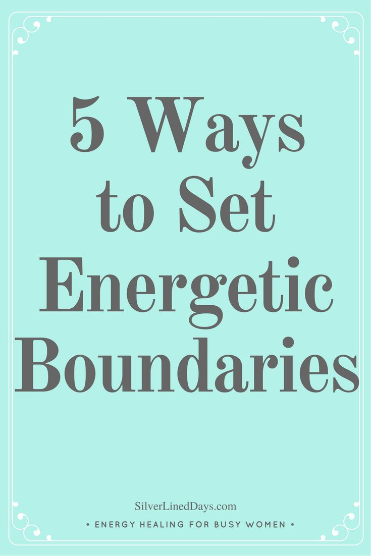 When we are surrounded by a negative work environment, encountering ongoing conflicts at home, or simply just being around heavy energy, it can be draining regardless of what we do on the physical, mental and emotional level.  Setting boundaries for yourself requires being consistent. When it comes to energy work, daily practice, even if it is just for a minute each day, is important.  reiki | energy healing | holistic healing | spiritual awakening | chakra balancing | clear chakras…