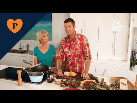 ▶ The Paleo Way - Mum's Bolognese - YouTube
