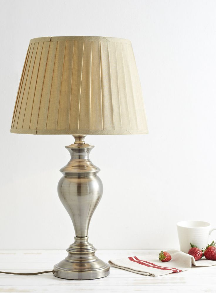 Theo Table Lamp - BHS