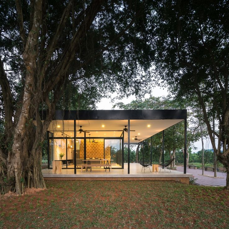 Gallery of Mian Farm Cottage / Idee architects - 1