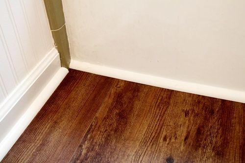 32 best allure vinyl plank flooring images on pinterest for Can you use vinyl flooring on bathroom walls