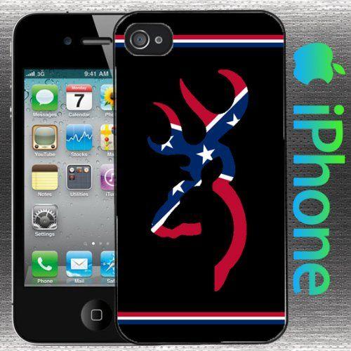 Confederate Flag Iphone S Case
