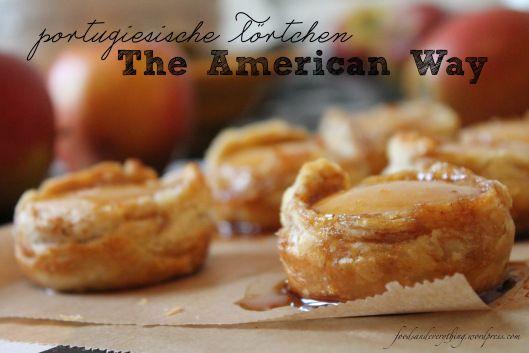 Pastéis de Nata – portugiesische Törtchen – the vegan american way (foodsandeverything)