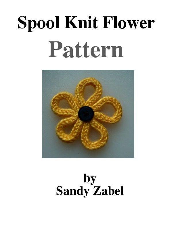 29 best Spool knitting images on Pinterest   Spool knitting, Tejido ...