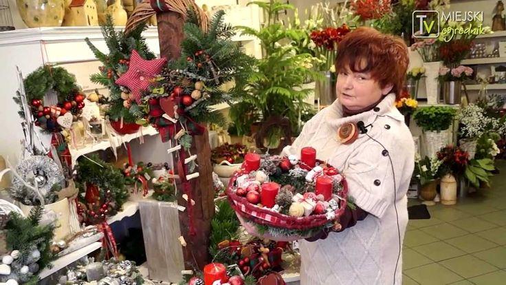 Sekunda dla Kwiatów - rustykalne święta Bożego Narodzenia- S01 E14