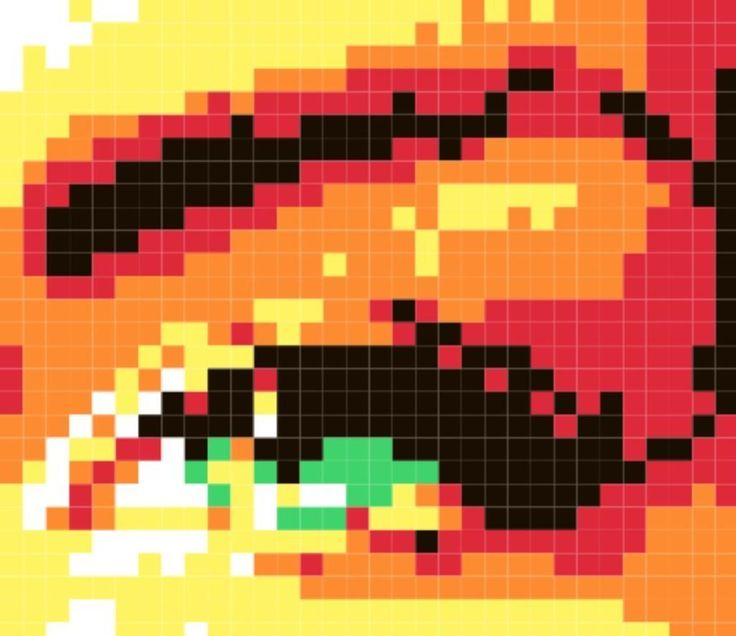 pixelated pictures | Pixelated Photo by sajd | Quilting Ideas