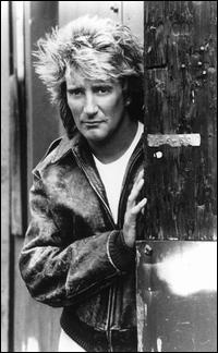 Rod Stewart my other favorite photo :)