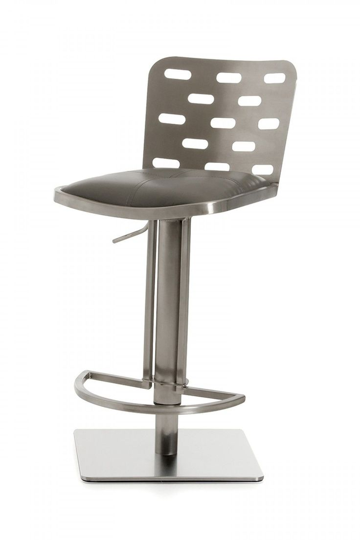 great best stainless steel bar stools ideas on pinterest best stainless  steel bar stools ideas on pinterest with slim bar stools. - Slim Bar Stools. Awesome With Or Without Backrest Modern Or