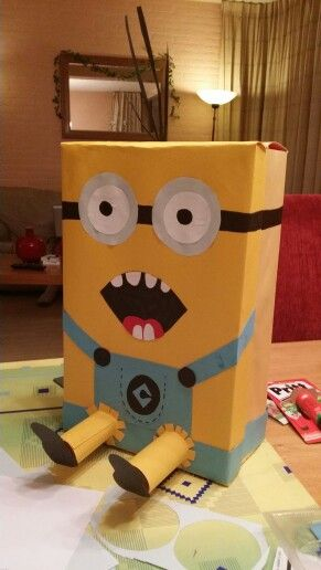 Minion Surprise Sinterklaas