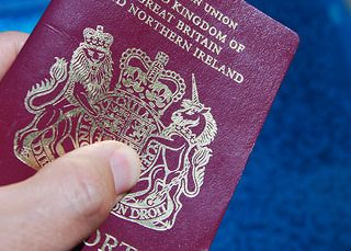 New Online Passport Application