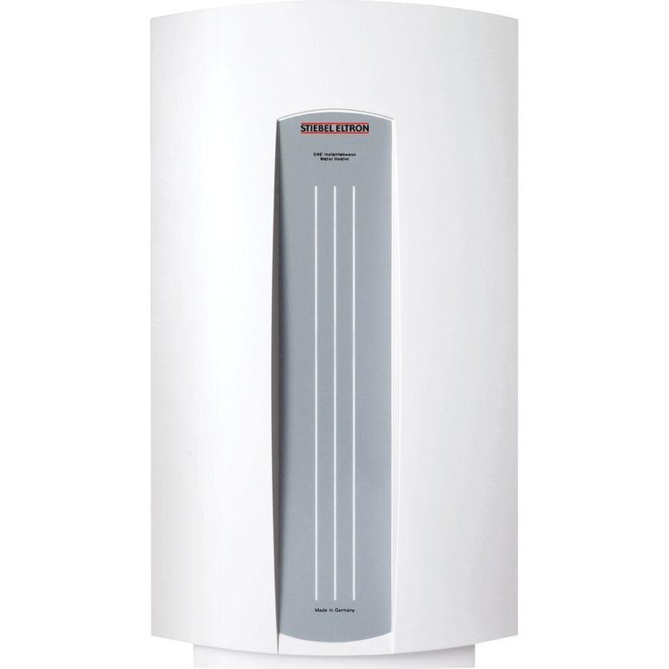 Stiebel Eltron DHC 10-2 9.6 kW 1.46 GPM Point-of-Use Tankless Electric Water Heater