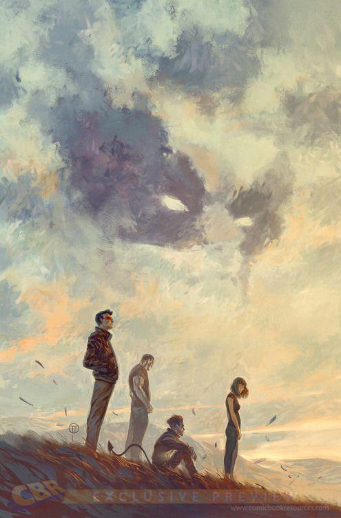 Julian Totino Tedesco - Death of Wolverine
