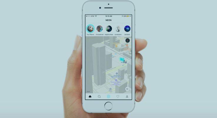 Neon : o primeiro aplicativo de mensagens de realidade aumentada do mundo - Stylo Urbano #aplicativos #tecnologia