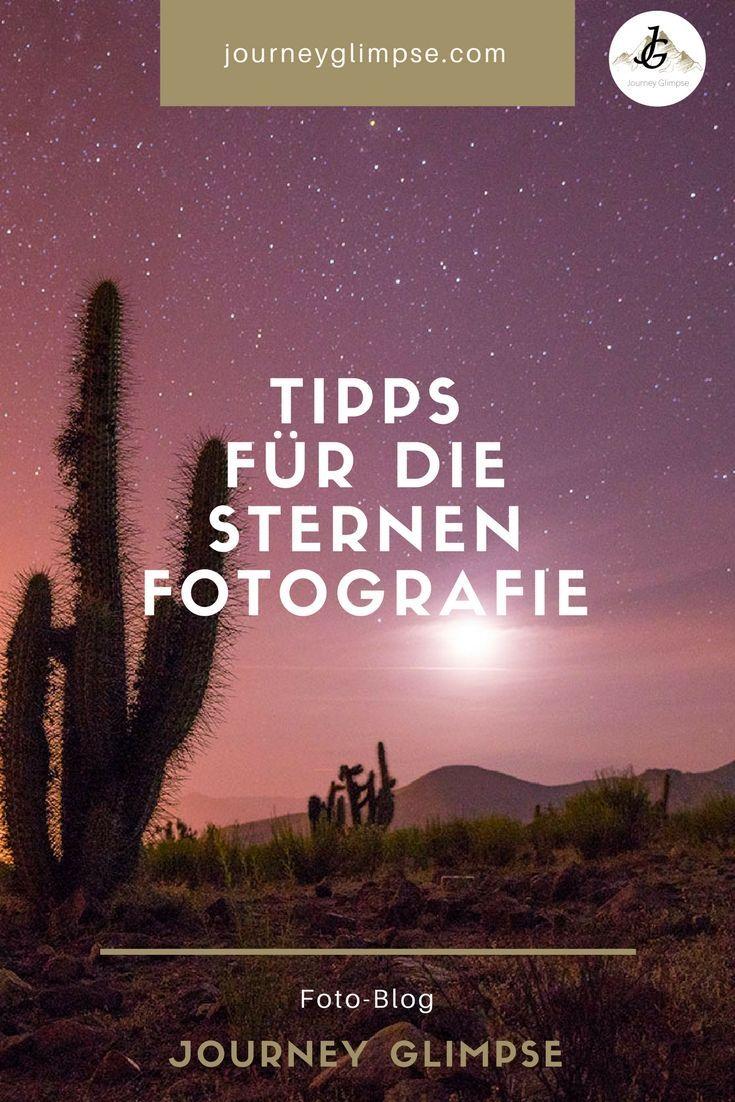 In unserem Foto-Special geben wir Tipps zur Sternen-Fotografie.