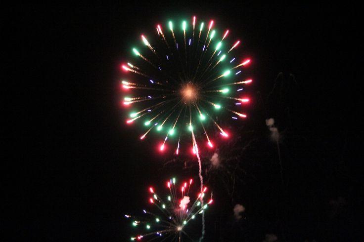 Halloween Fireworks 2015