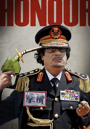kaddafi 2011 - an Obama campaign donor.: