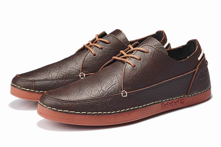 Timberland Men's Odelay 3-Eye Camp Moc Oxford Dark Brown,timberland boots for women on sale