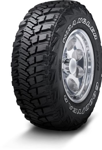 Wrangler MT/R With KEVLAR Tires | Goodyear Tires
