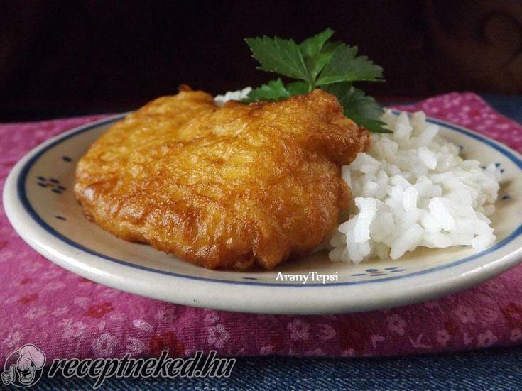 Kipróbált Tejszínes bundában sült csirkeszelet recept egyenesen a Receptneked.hu gyűjteményéből. Küldte: aranytepsi