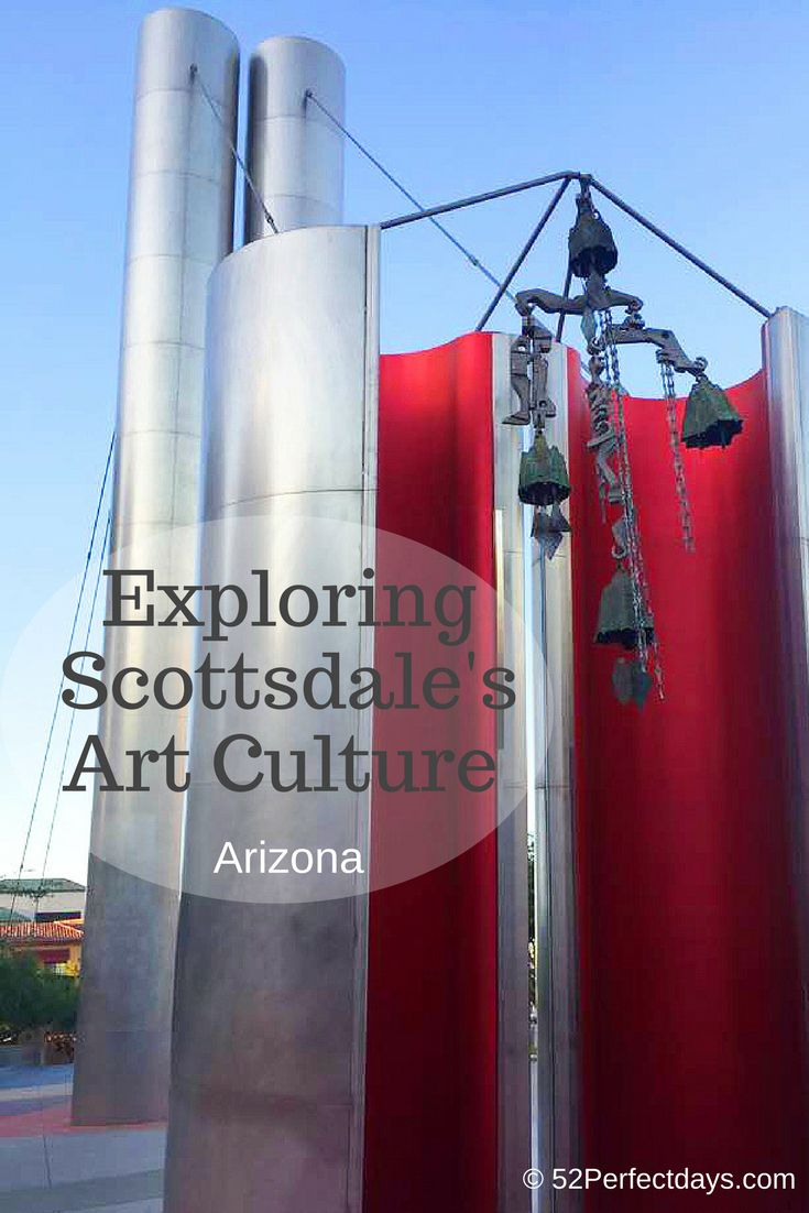 A perfect day in Scottsdale, Arizona exploring th…