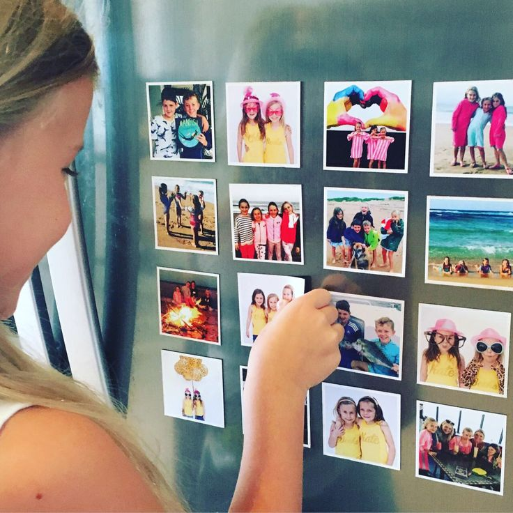 www.macaroon.co.za - personalized photo magnets order yours online