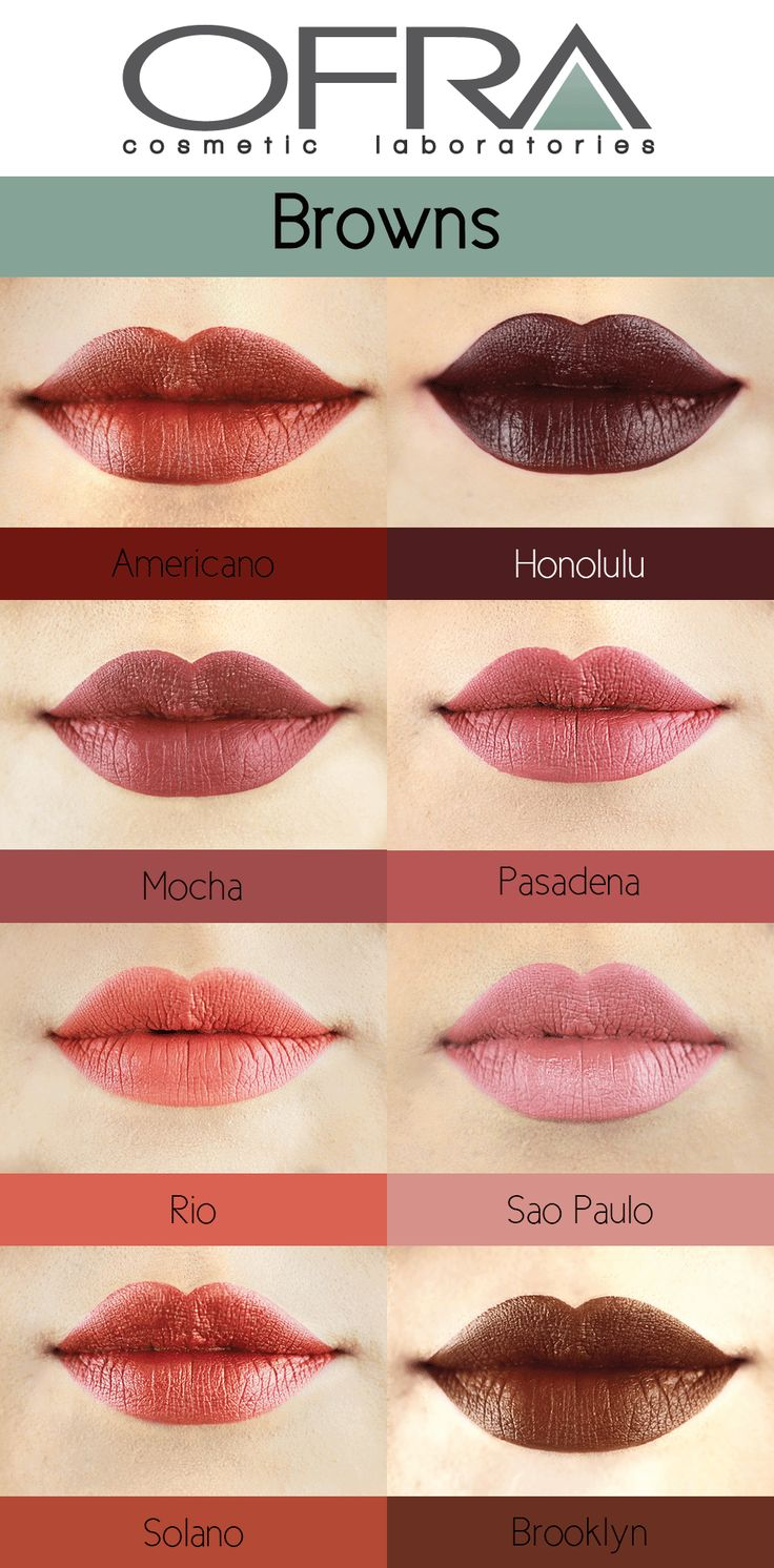 Code: PINNER for 30% off. Looking for your right brown shade?! Look no further! available at www.ofracosmetics.com