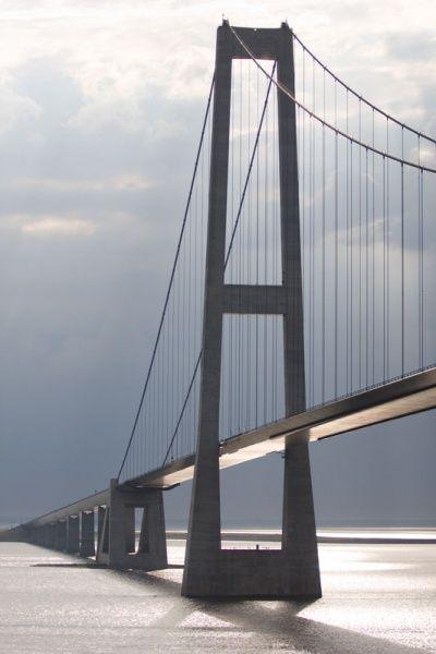 Grote Beltbrug Denemarken  Brug tussen Funen en Seeland