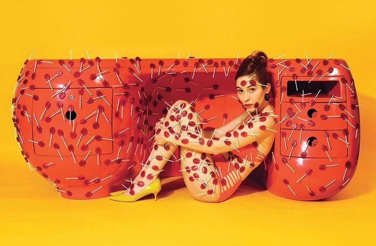 ( n d ks ): 1968: Radical Italian Design by Deste Foundation and Toiletpaper
