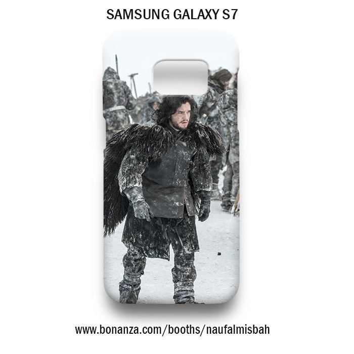 John Snow Game Of Thrones Samsung Galaxy S7 Case Cover