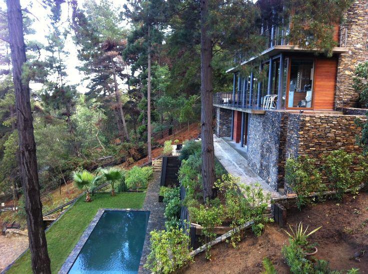 moderna arquitectura cerca playa - Casas en alquiler en Zapallar