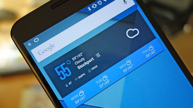 The 7 best widgets for Android Lollipop