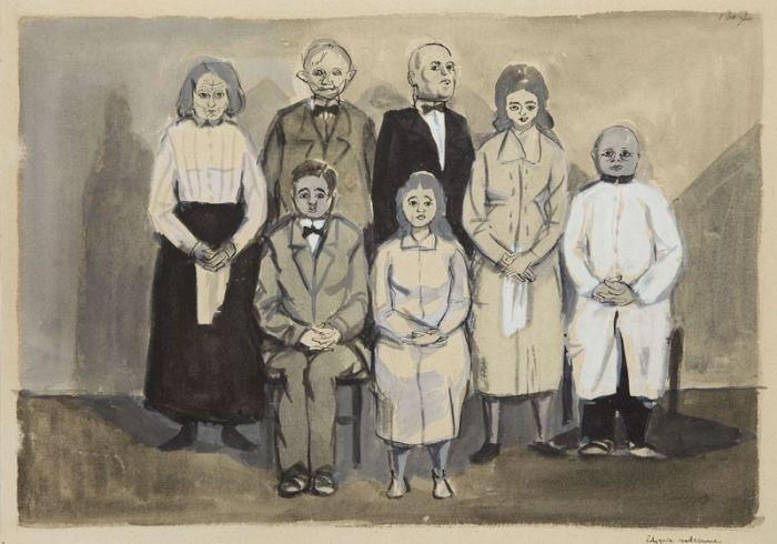 Andrzej Wróblewski - Zdjęcie rodzinne