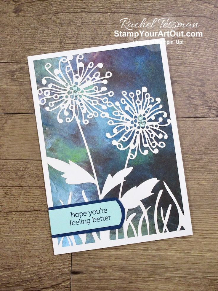 I tell you, I can NOT put this pretty paper down. The Shimmer Detailed Laser-Cut… #2019 CATALOG