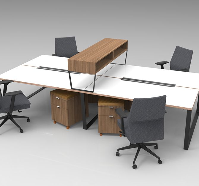 space office furniture. Modern Laminate Open Floor Plan Desk Is A Mid Price Point Good Looking Line Of Bench Desks In And Steel. Trendy Colors Storage Options Make Space Office Furniture O