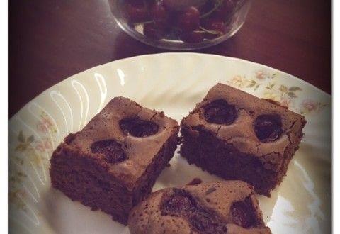Brownies cu cireșe   Arad 24 - Știri conectate la realitate