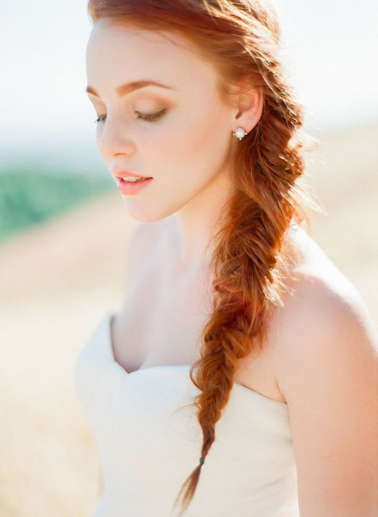 7 Summer Makeup Tips for Redheads #makeup #makeupforredheads #redhair