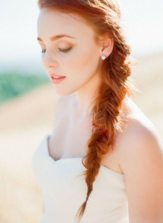 7 Summer Makeup Tips for Redheads #makeup #makeupforredheads #redhair