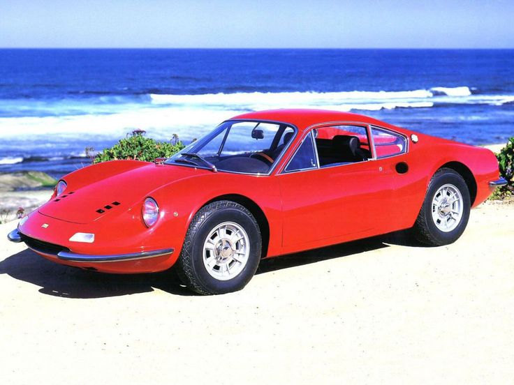 Ferrari Dino 206 GT (Pininfarina), 1968–69