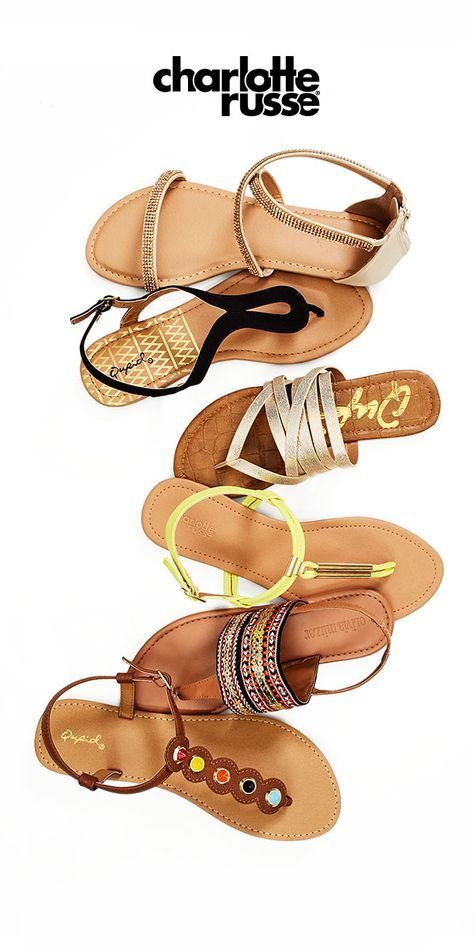Step up your spring shoe game—beach sandals to heels. Starting at $7.99!