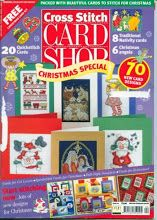 Cross Stitch Card Shop Issue 20 September/October 2001 Saved