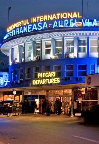 Aurel Vlaicu Airport, Baneasa, Romania