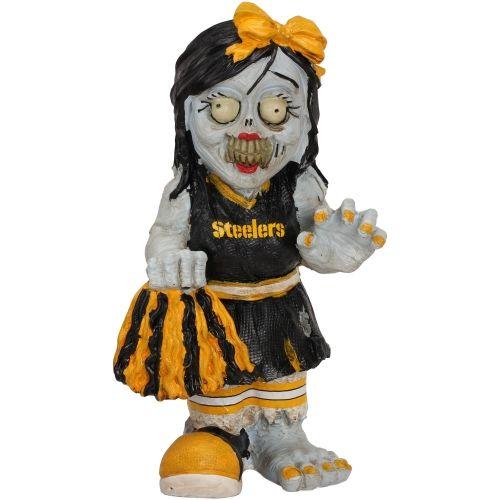 Pittsburgh Steelers Cheerleader Zombie Figurine | eBay