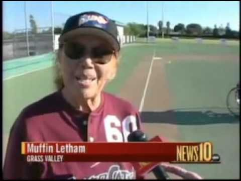 Muffin has her Twilight Wish   to hit a baseball granted, coverage by California KXTV News 10   ABC Sacramento CA