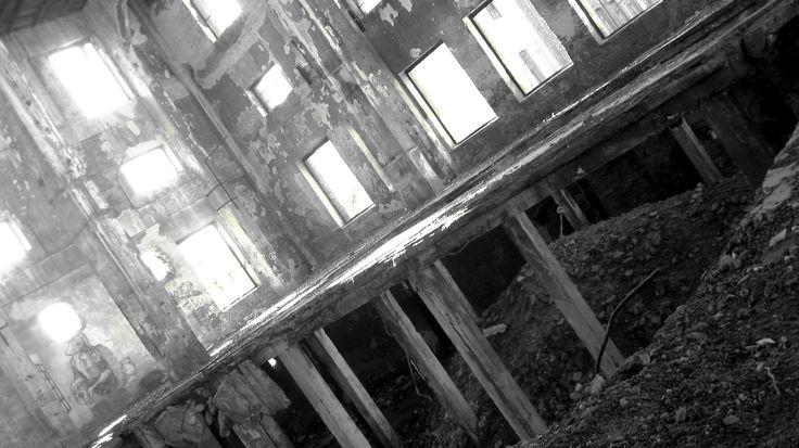 Old factory, Żyrardów, Polska