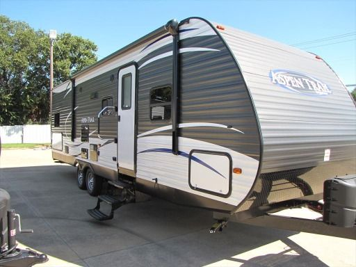"Check out this 2017 Dutchmen Aspen Trail 2890BHS 32'11"" listing in Kennedale, TX 76060 on RVtrader.com. It is a Travel Trailer and is for sale at $20950."