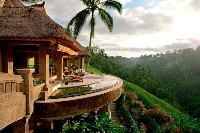 Viceroy Hotel, Bali  A realeza balinesa uma vez morou nas redondezas do Viceroy Hotel. Desde então o lugar ficou conhecido como o Vale dos Reis.