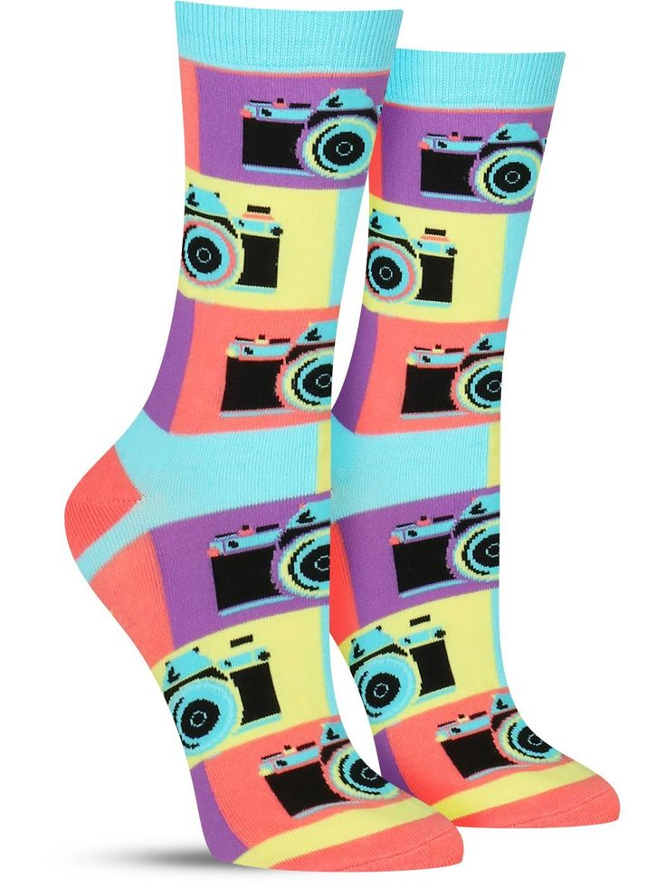 Say Cheese! Socks | Womens